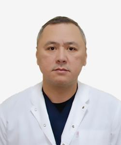 Vrach hirurg koloproktolog Sbs med