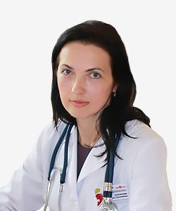 Алещенко Наталья Алексеевна Врач-педиатр.