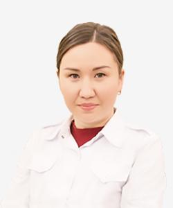 Мендигалиева Назия Нисипкалиевна Врач- детский невролог магистр медицинских наук