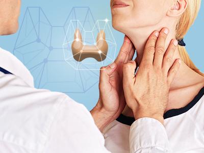 В клинике SBS med cкидки на диагностику щитовидной железы